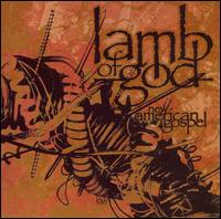 NEW AMERICAN GOSPEL (BONUS TRACKS) (ENH) (REIS)-LAMB OF GOD