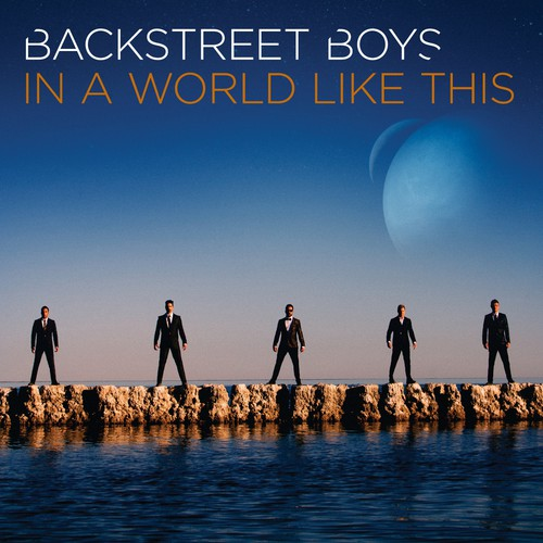 IN A WORLD LIKE THIS-BACKSTREET BOYS