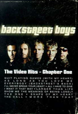 VIDEO HITS: CHAPTER ONE-BACKSTREET BOYS