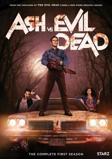 ASH VS EVIL DEAD: SEASON 1 (2PC) / (2PK)-ASH VS EVIL DEAD: SEASON 1 (2PC) / (2PK)