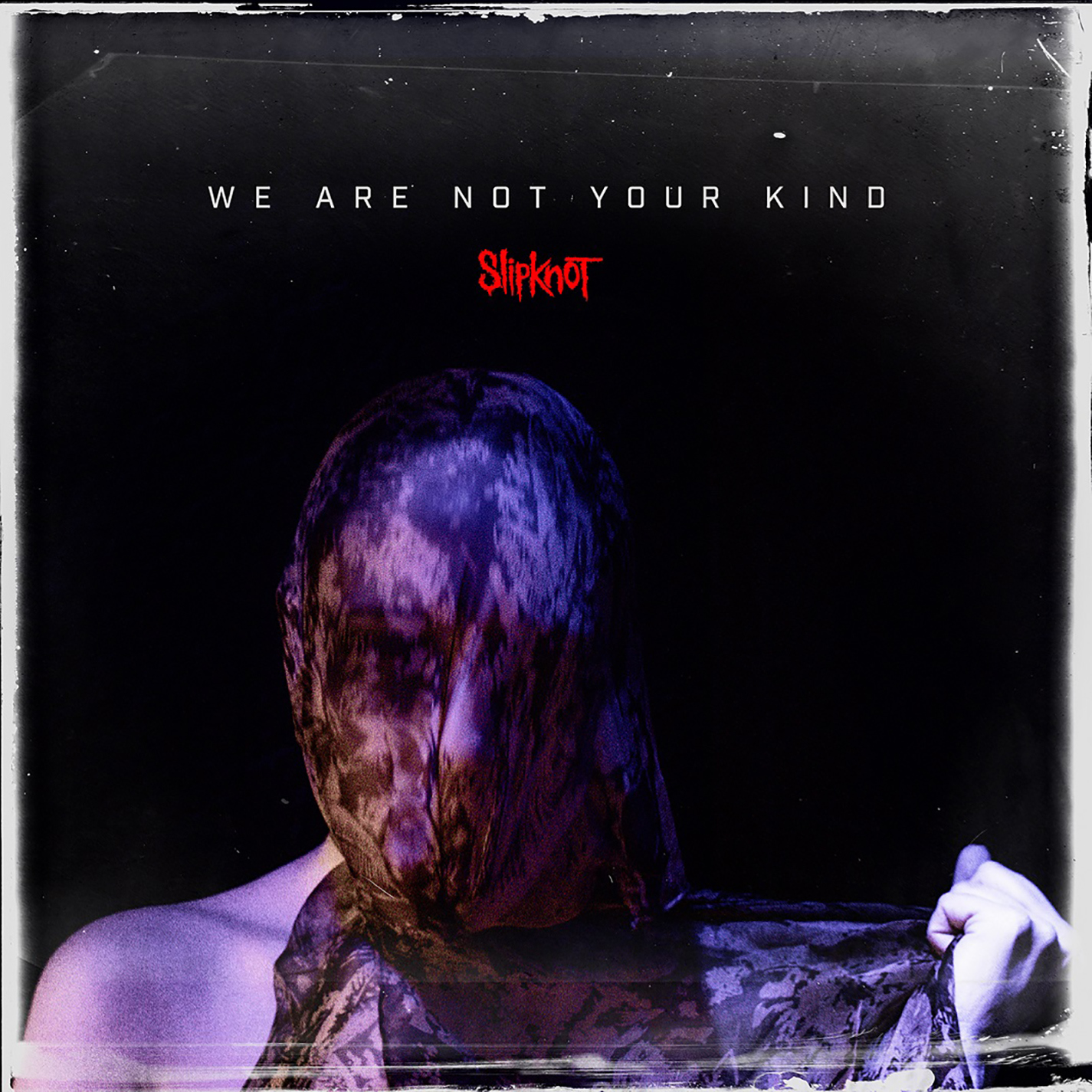WE ARE NOT YOUR KIND-SLIPKNOT