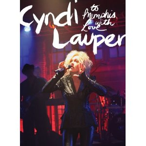 TO MEMPHIS WITH LOVE-CYNDI LAUPER