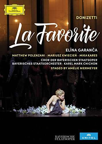 DONIZETTI: LA FAVORITE / VARIOUS (2PC)-DONIZETTI: LA FAVORITE / VARIOUS