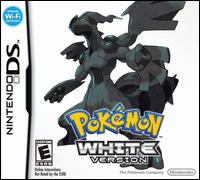 POKEMON WHITE / GAME / DS-POKEMON WHITE / GAME / DS