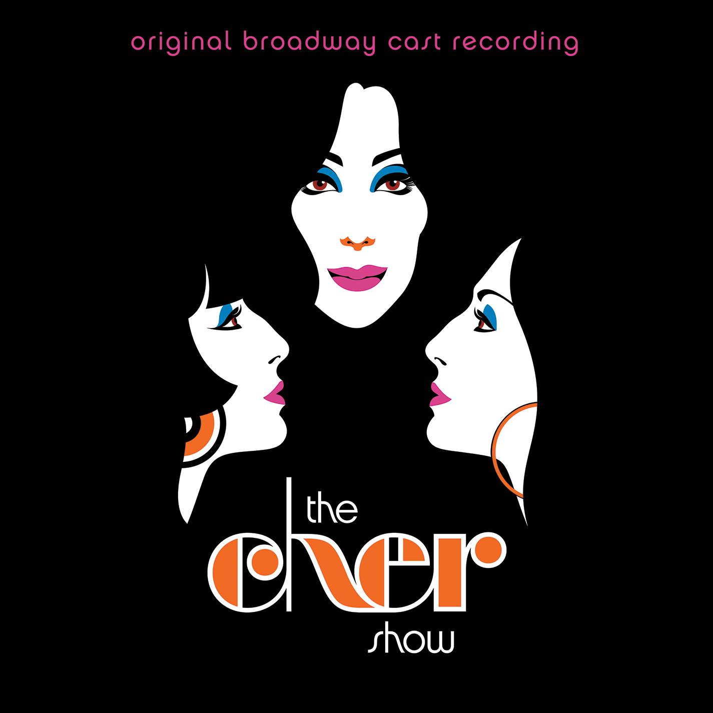 CHER SHOW (ORIGINAL BROADWAY CAST RECORDING)-CHER SHOW