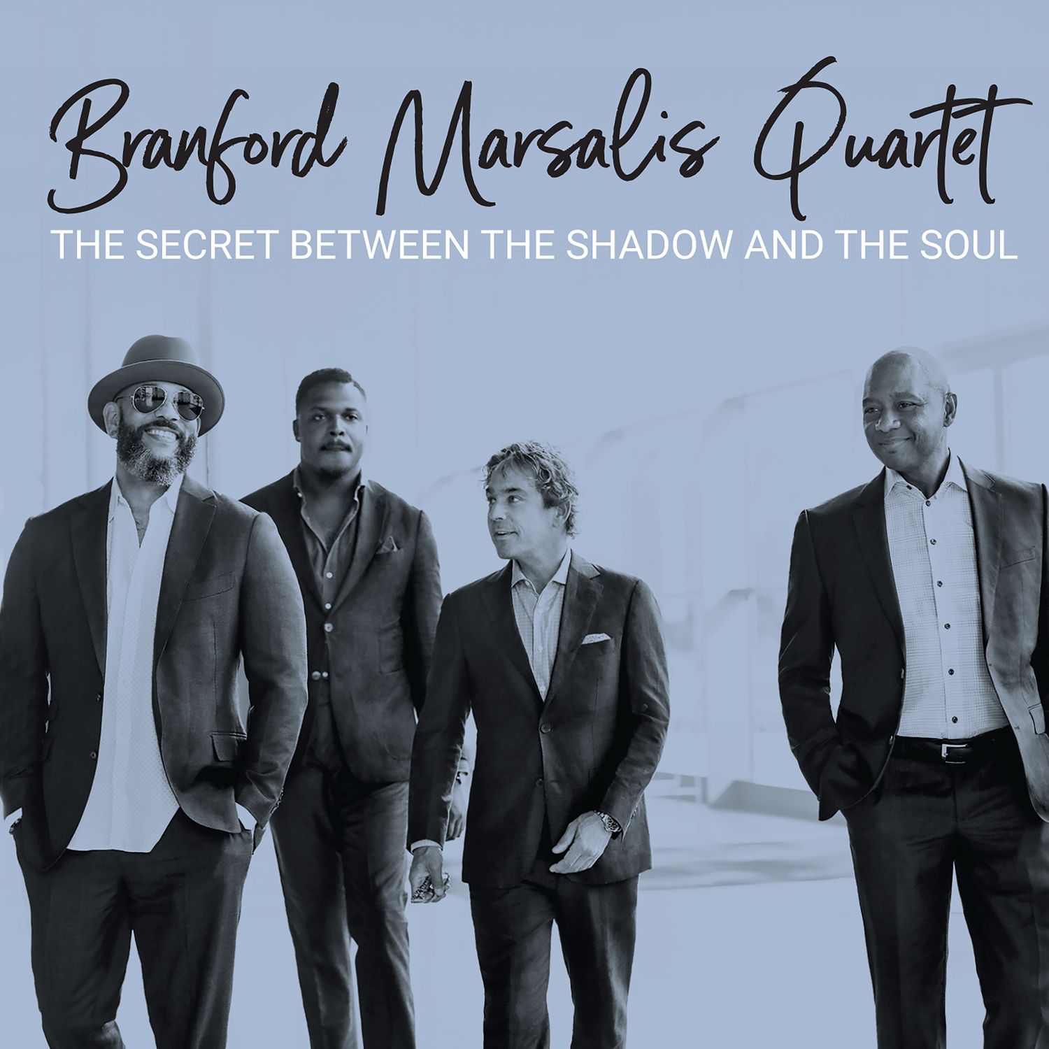 SECRET BETWEEN THE SHADOW AND THE SOUL-BRANFORD MARSALIS