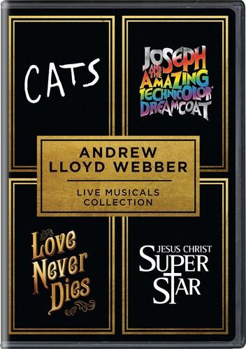 ANDREW LLOYD WEBBER: LIVE MUSICALS COLLECTION-ANDREW LLOYD WEBBER: LIVE MUSICALS COLLECTION