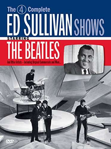 COMPLETE ED SULLIVAN SHOWS STARRING THE BEATLES-BEATLES