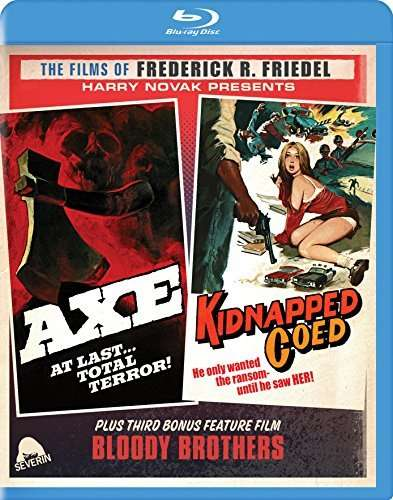 AXE / KIDNAPPED COED (2PC) (W / CD) / (ANAM -AXE / KIDNAPPED COED (2PC) (W / CD) / (ANAM