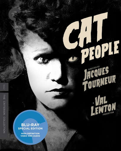 CRITERION COLLECTION: CAT PEOPLE-CRITERION COLLECTION: CAT PEOPLE