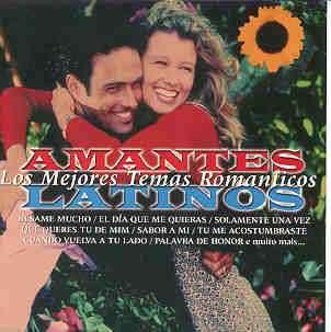 Amantes Latinos (1999) (NUEVO) 0724352097425