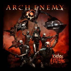 KHAOS LEGIONS (BONUS CD) (DLX)-ARCH ENEMY
