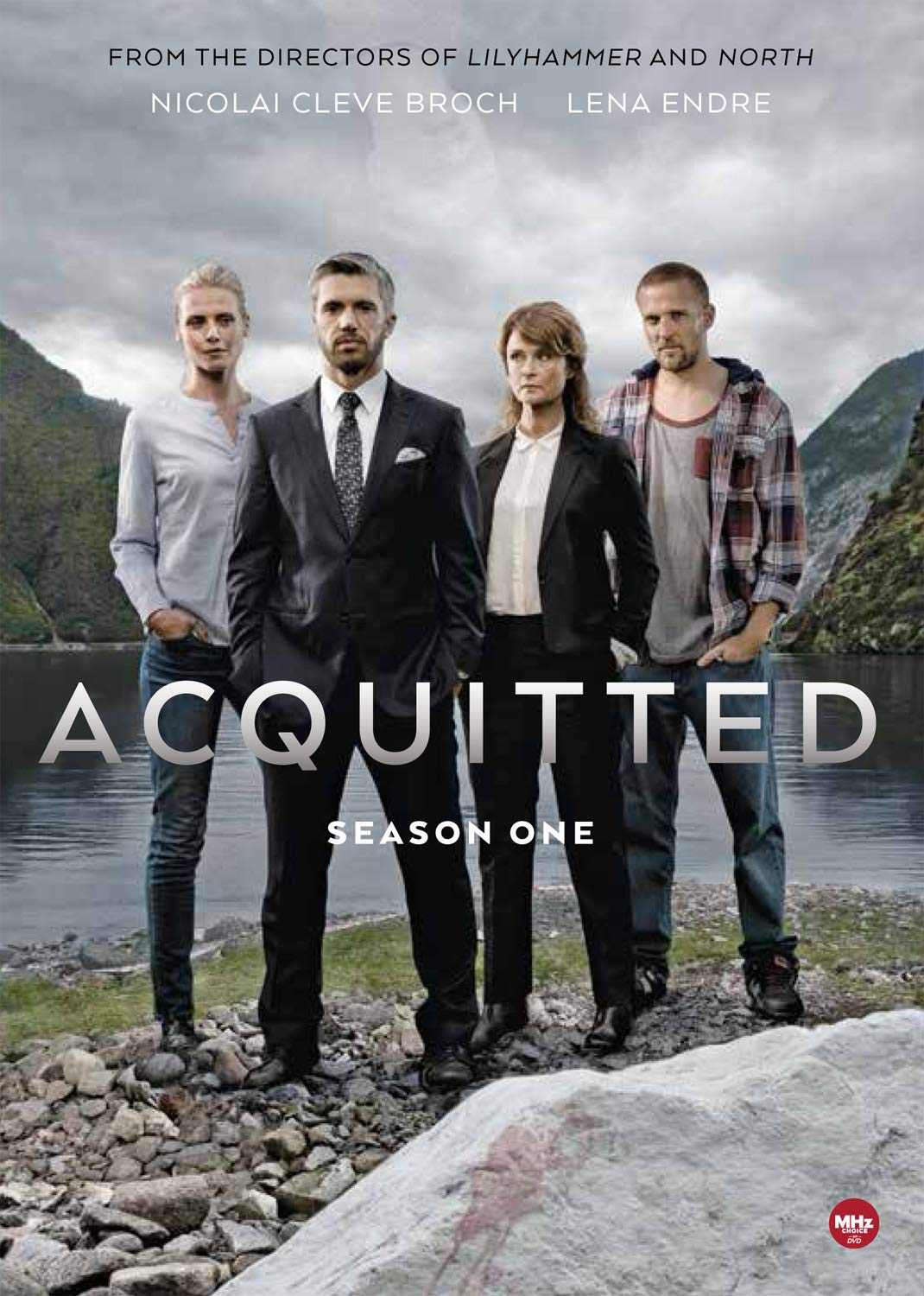 ACQUITTED: SEASON 1 (4PC) / (4PK WS)-ACQUITTED: SEASON 1 (4PC) / (4PK WS)
