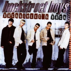BACKSTREET'S BACK-BACKSTREET BOYS
