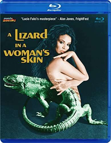 LIZARD IN A WOMAN'S SKIN / (DOL WS)-LIZARD IN A WOMAN'S SKIN / (DOL WS)
