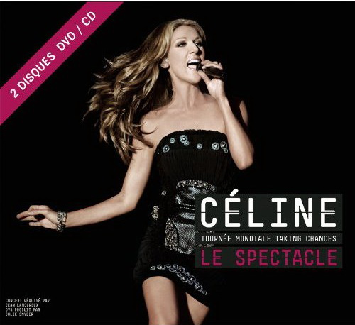 TOURNEE MONDIALE TAKING CHANCES (GER) (NTSC)-CELINE DION