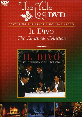 CHRISTMAS COLLECTION / YULE LOG-IL DIVO