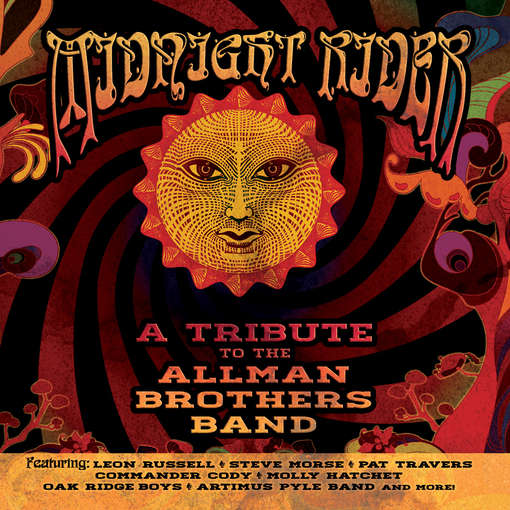 MIDNIGHT RIDER-TRIBUTE TO THE ALLMAN BROTHERS BAND-MIDNIGHT RIDER-TRIBUTE TO THE ALLMAN BROTHERS BAND