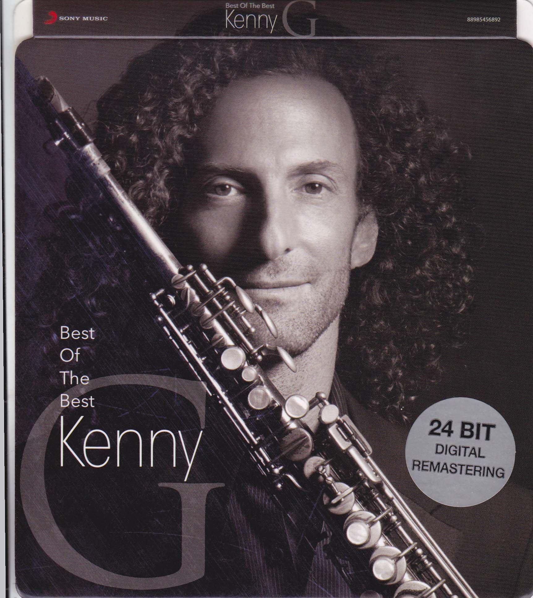 BEST OF THE BEST (ASIA)-KENNY G
