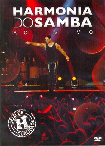 cd harmonia do samba selo de qualidade 2011