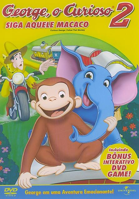 curious george cd collection