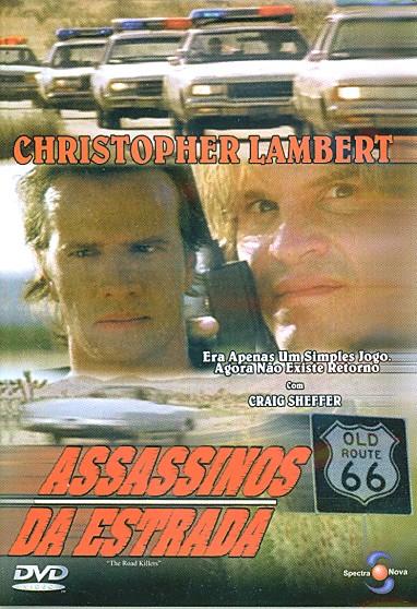 ASSASSINOS DA ESTRADA - ROAD KILLERS 1994 - ASSASSINOS - CD Point