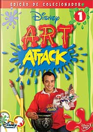 ART ATTACK VOL 1-ART ATTACK VOL 1